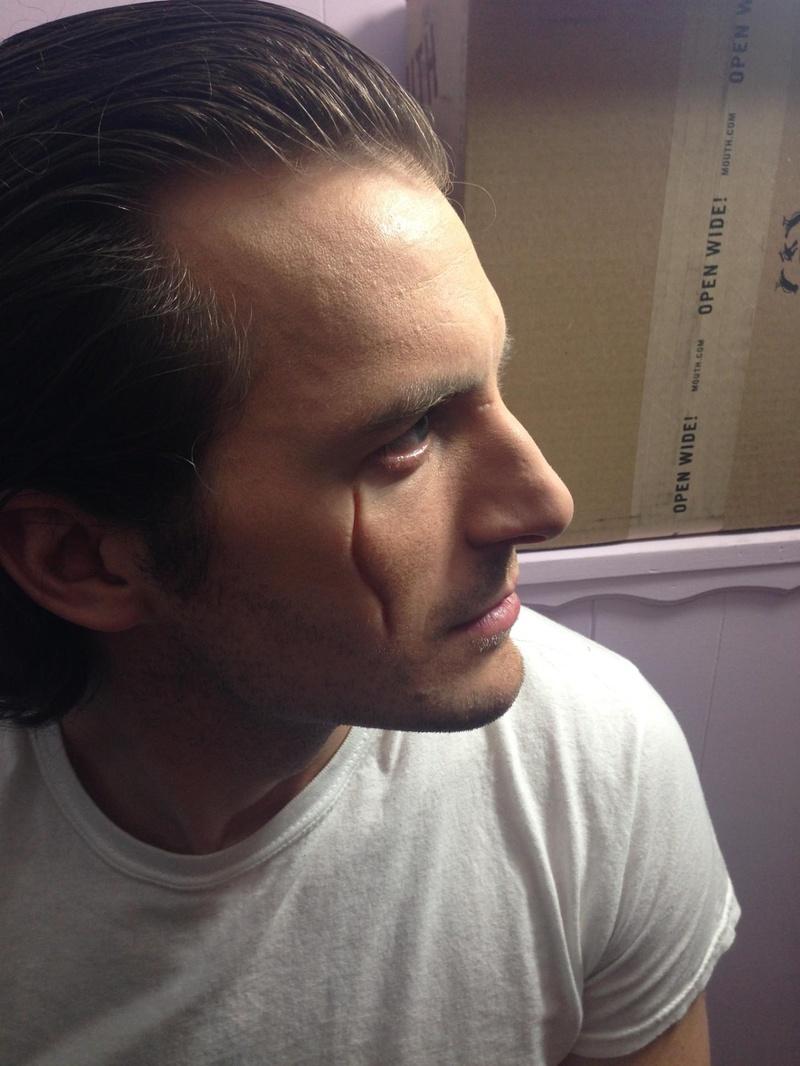 Male model photo shoot of Njoroge in Boston, MA