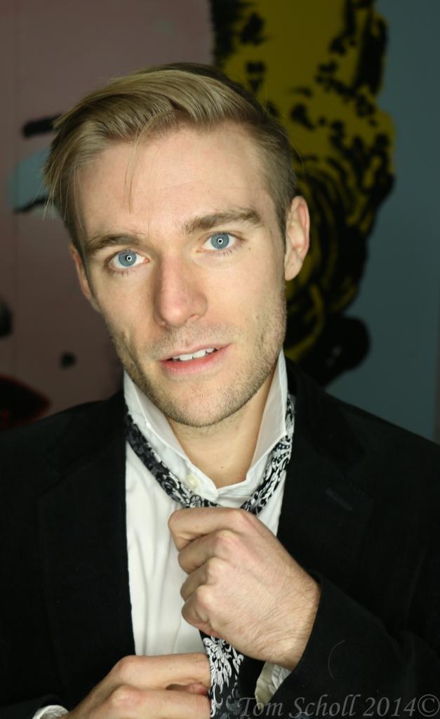 Male model photo shoot of Tom Scholl Freelance in NJ
