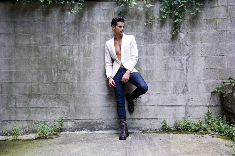 Male model photo shoot of Christian Camacho