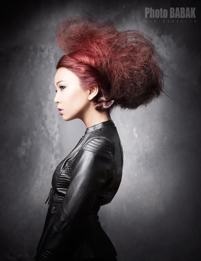 Female model photo shoot of CANDICE Style