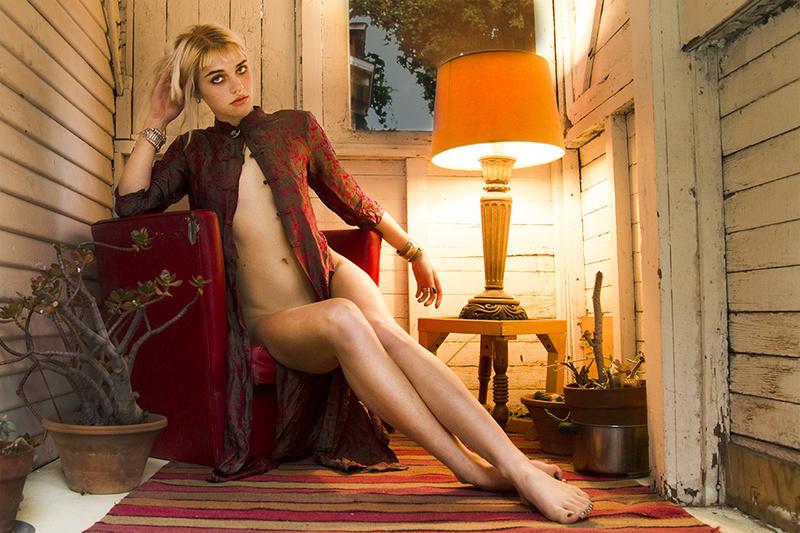 Female model photo shoot of Gea_Bermuda