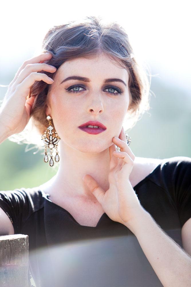 Female model photo shoot of BayleeGriffin