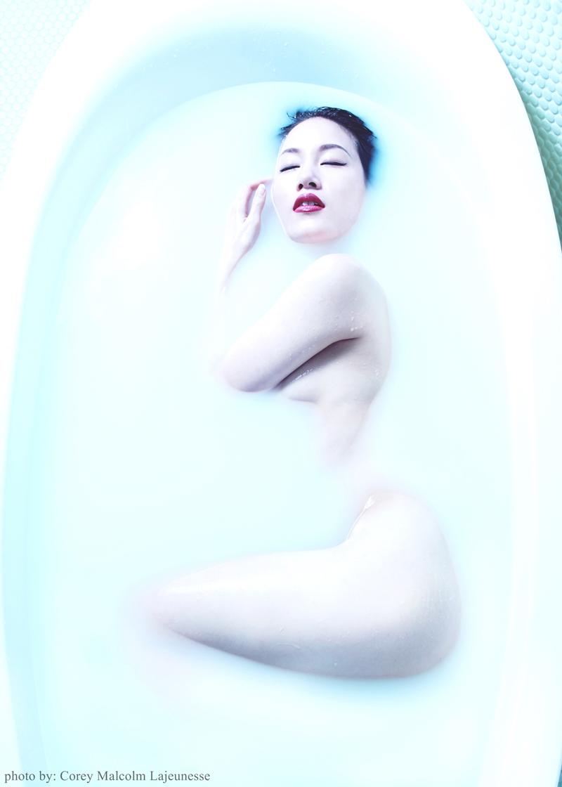 Male model photo shoot of Scorpio Studios in Busan, South Korea