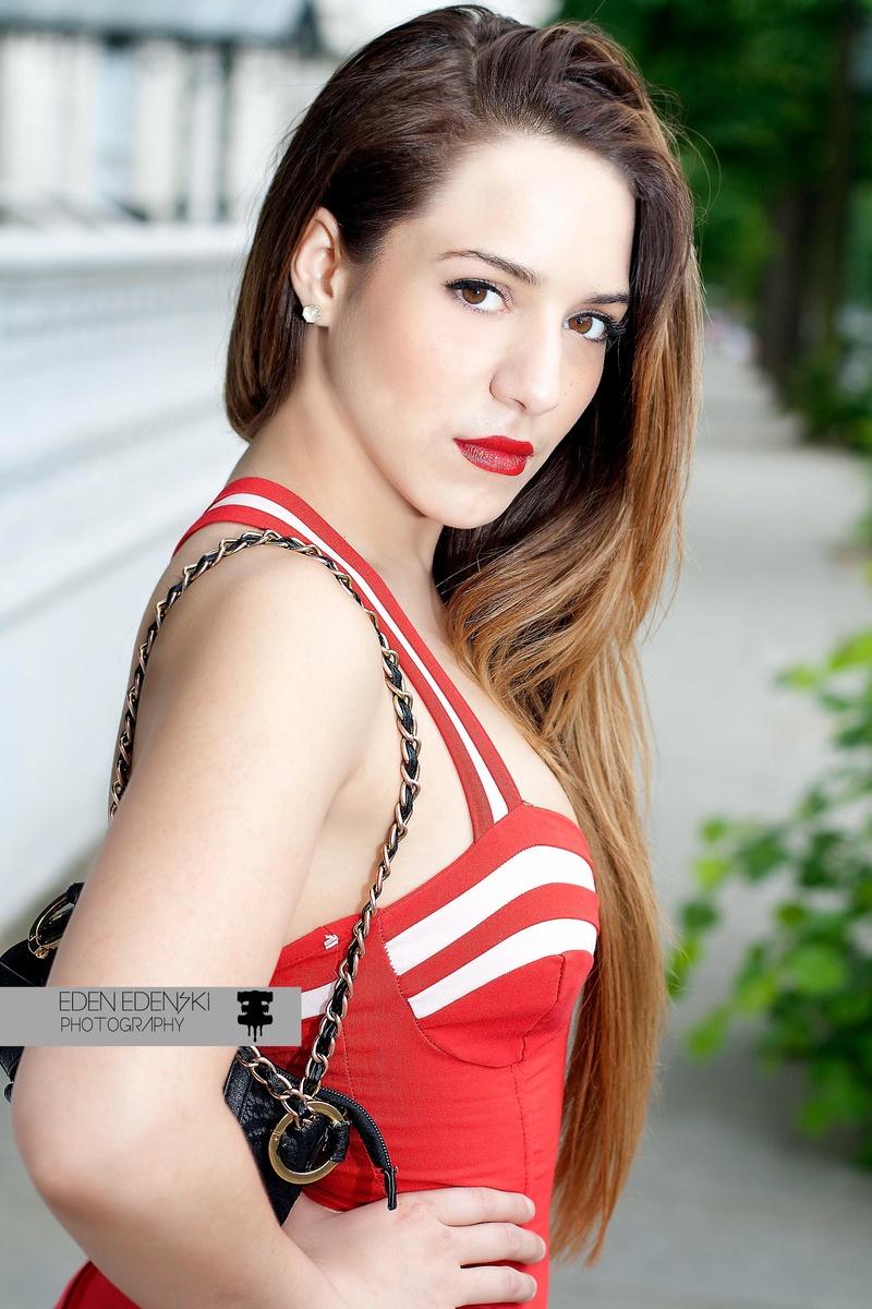 Female model photo shoot of Jazmina Ventura  in Notting Hill