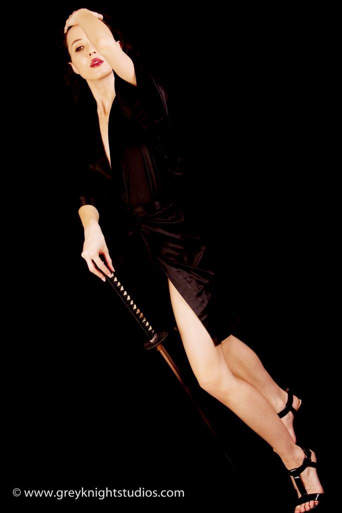 Female model photo shoot of Alyssa Kazuko
