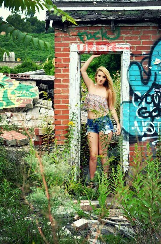 Taylor Breanne Mcabee Model Asheville North Carolina Us
