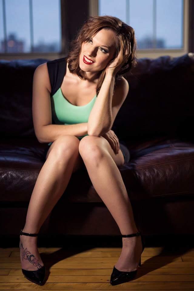 Female model photo shoot of MariahA by RCS Photos, makeup by BKellerman MUA