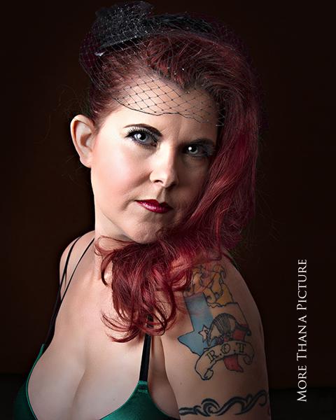 Female model photo shoot of Shevi De Lux in Fayetteville, GA