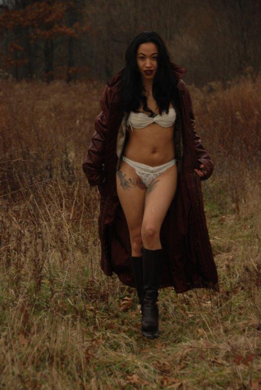 Female model photo shoot of Esperanzalety  in MERIDEN CT