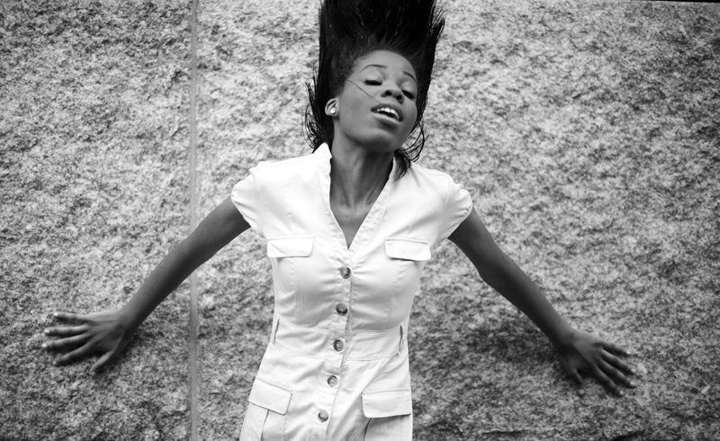 Female model photo shoot of Jay Ida  in New York City!
