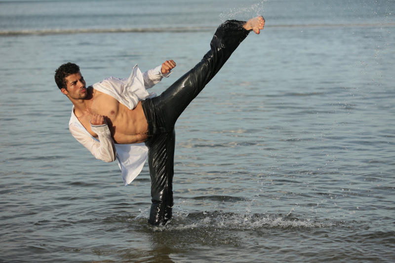 Male model photo shoot of Jawed B
