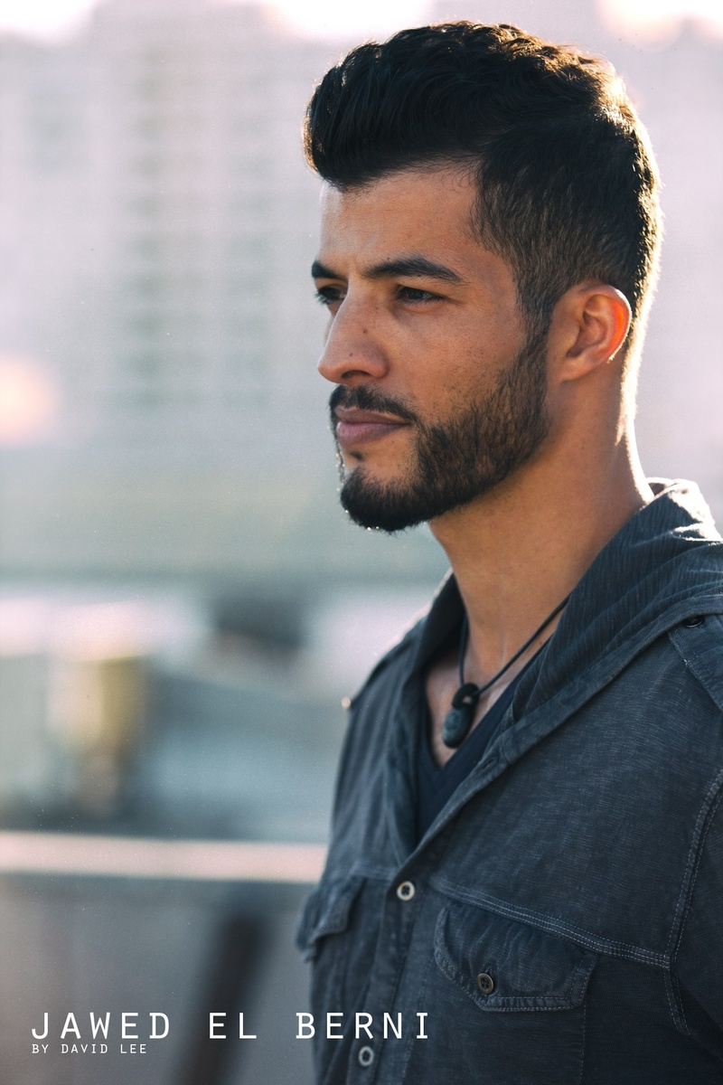 Male model photo shoot of Jawed B in Los Angeles, CA