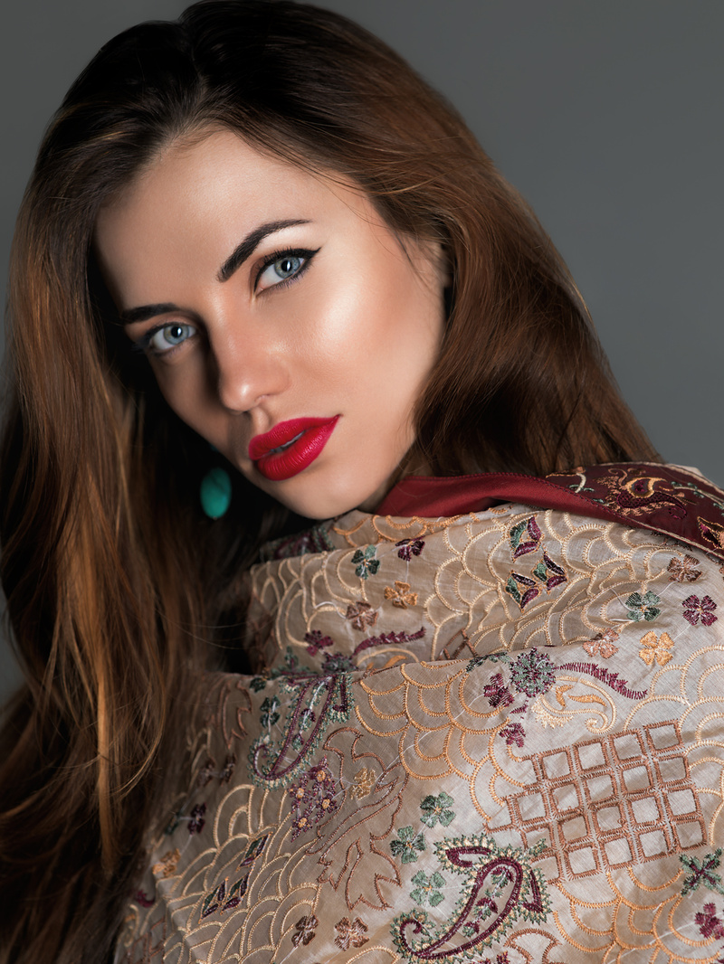 Male and Female model photo shoot of Farhan -FotoArt Studios and Lara croft in NJ