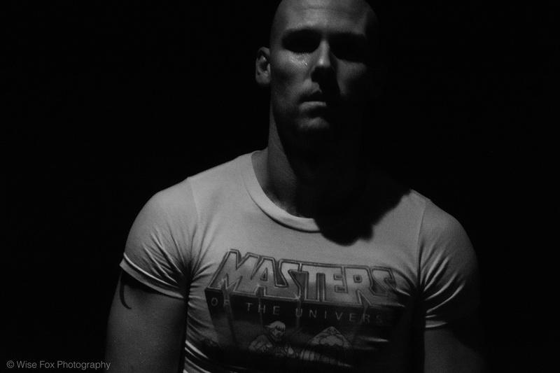 Male model photo shoot of Wise Fox Photography and Matt JP