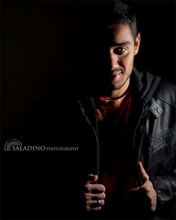 Male model photo shoot of Saladino Photography