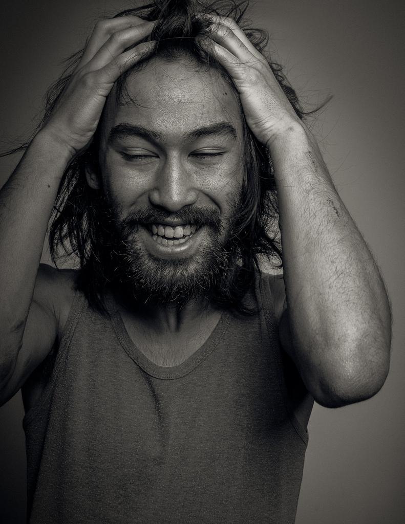 Male model photo shoot of Jason Arber in London