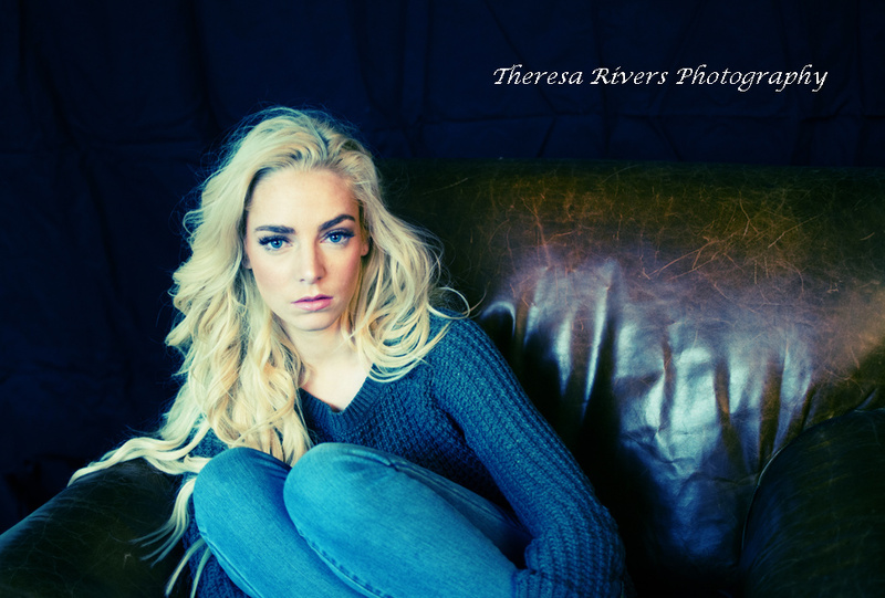 Female model photo shoot of T Rivers Photography in Philadelphia, PA