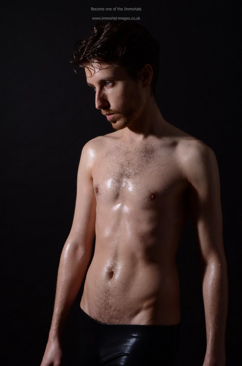 Male model photo shoot of S Alexandre by Nige Rorbach in UK