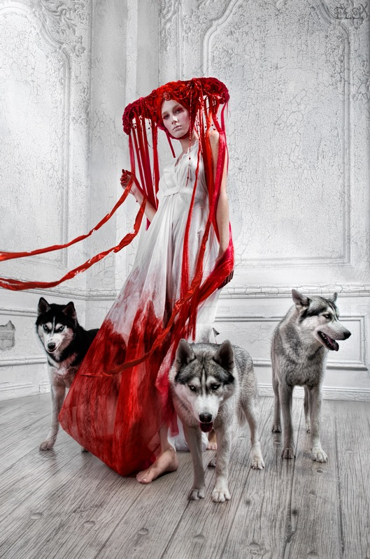 Jan 06, 2015 For Lashmaker Magazine 12 Bloody Riding Hood