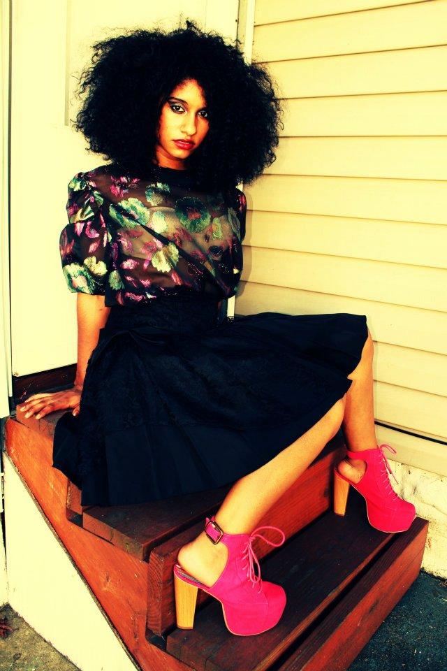 Female model photo shoot of Jakeva in Louisville KY