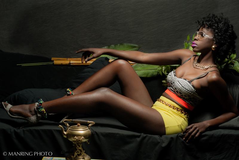 Female model photo shoot of Jakeva in Cincinnati  ohio