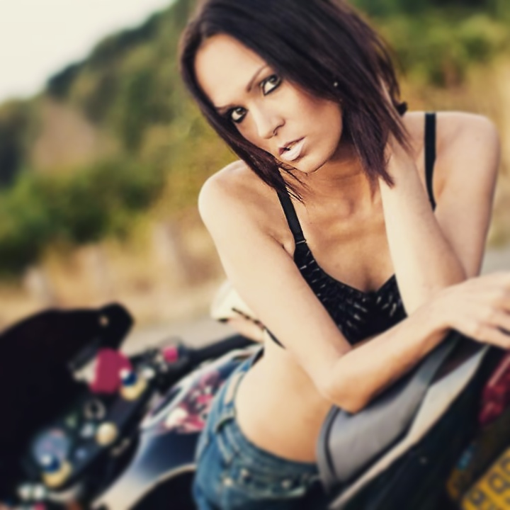 Female model photo shoot of PhotoSlavery