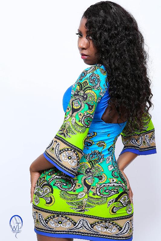 Female model photo shoot of Yvette Morrow