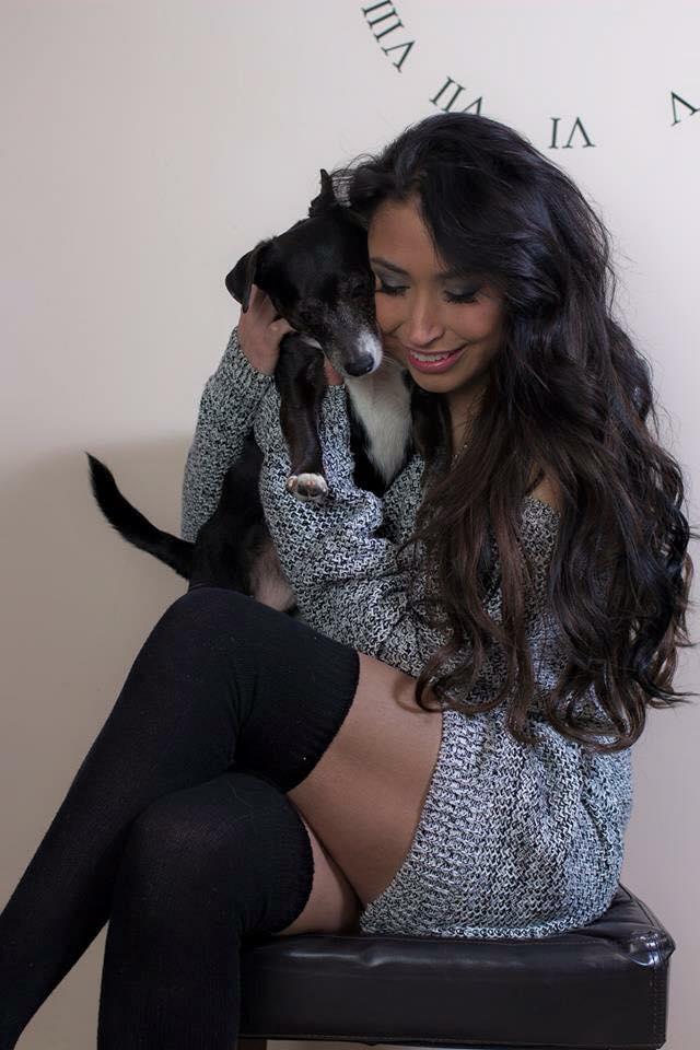Female model photo shoot of Yirah