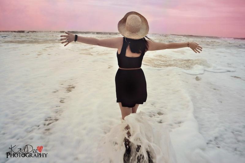 Female model photo shoot of KayDee Photography in Amelia Island, Florida