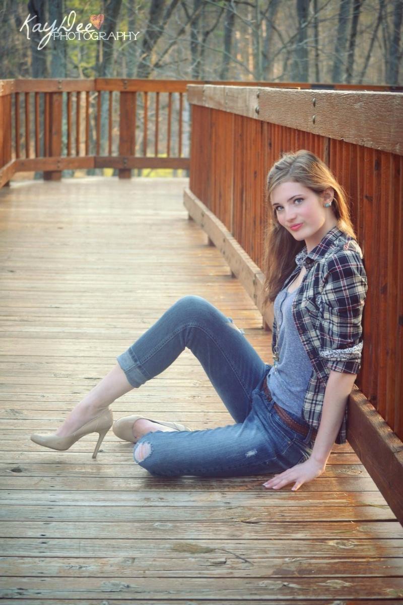 Female model photo shoot of KayDee Photography