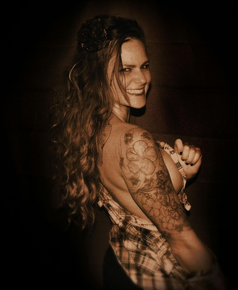 Female model photo shoot of Perseptionsofthemind  in Pennsylvania