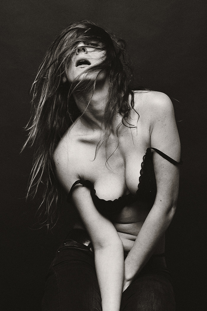 Female model photo shoot of RomiMuse by giuseppe dante sapienza in Melbourne/Australia