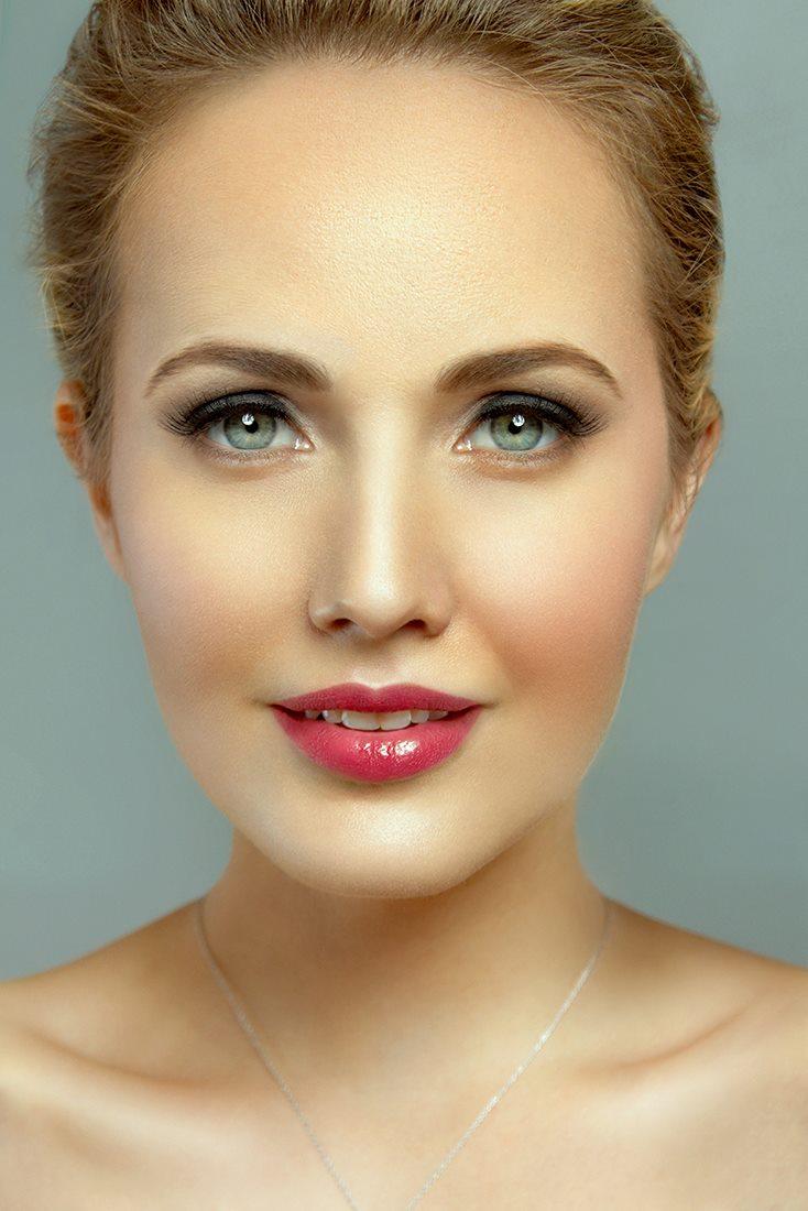 Male model photo shoot of K Hogan, retouched by Galih Suprayogo, makeup by Aishah El-Akkari