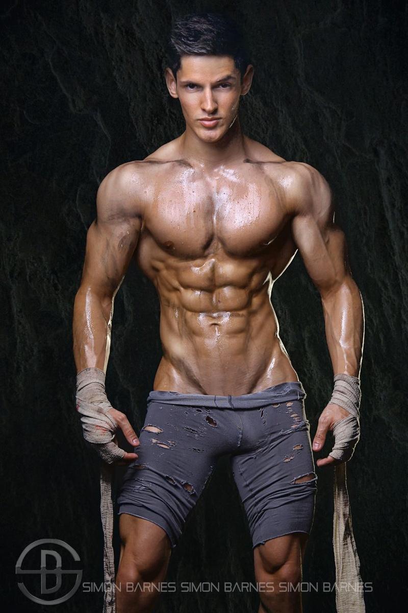 Male Celebrities Naked — Aaron Burgart | Michael Stokes