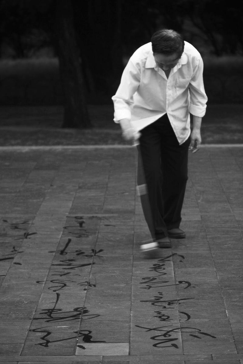 Male model photo shoot of Adam Mantium in Beijing, China