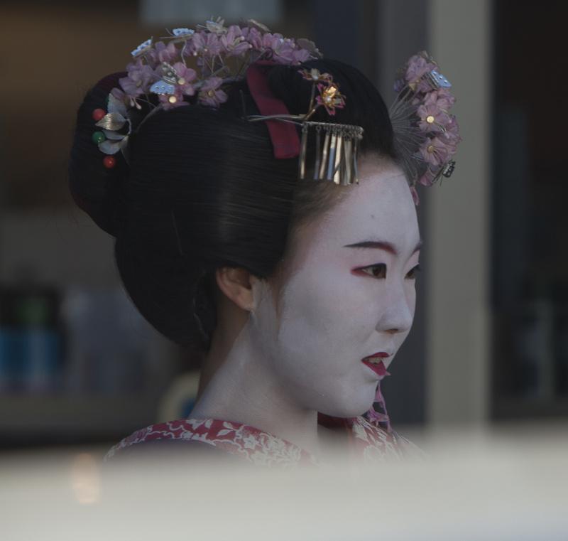 Male model photo shoot of Adam Mantium in Kyoto, Japan