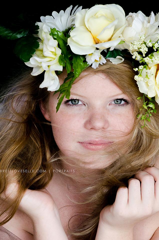 Female model photo shoot of Brett Loves Elle Photo