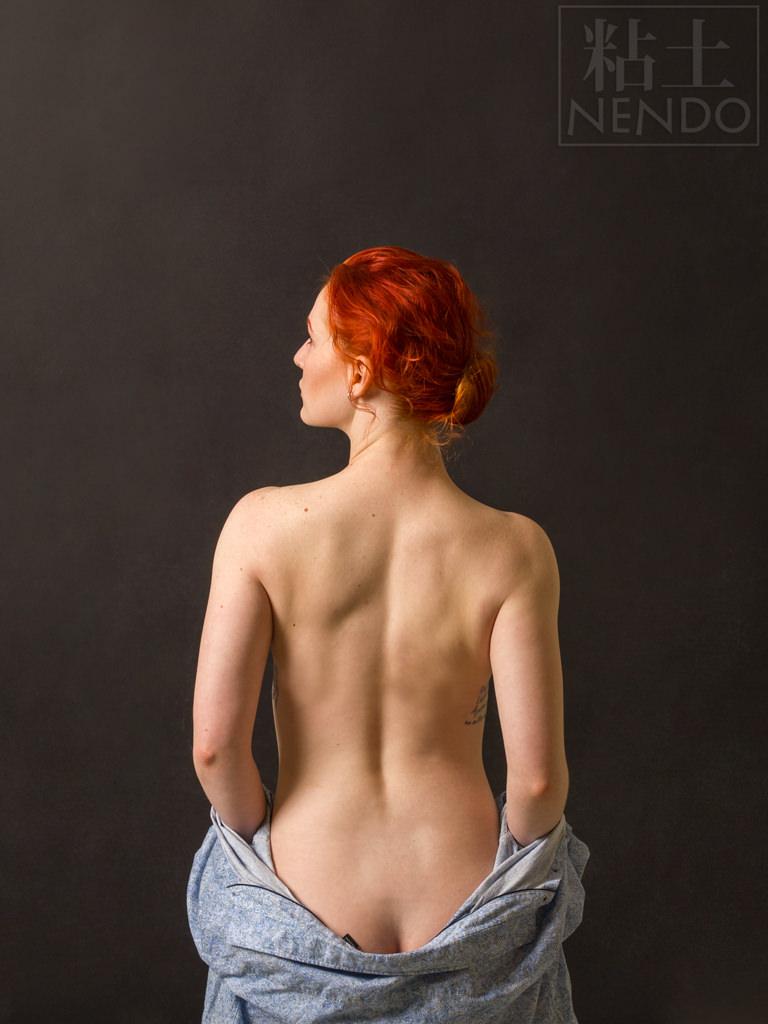 Female model photo shoot of Ember Dean by Nendo no Machi