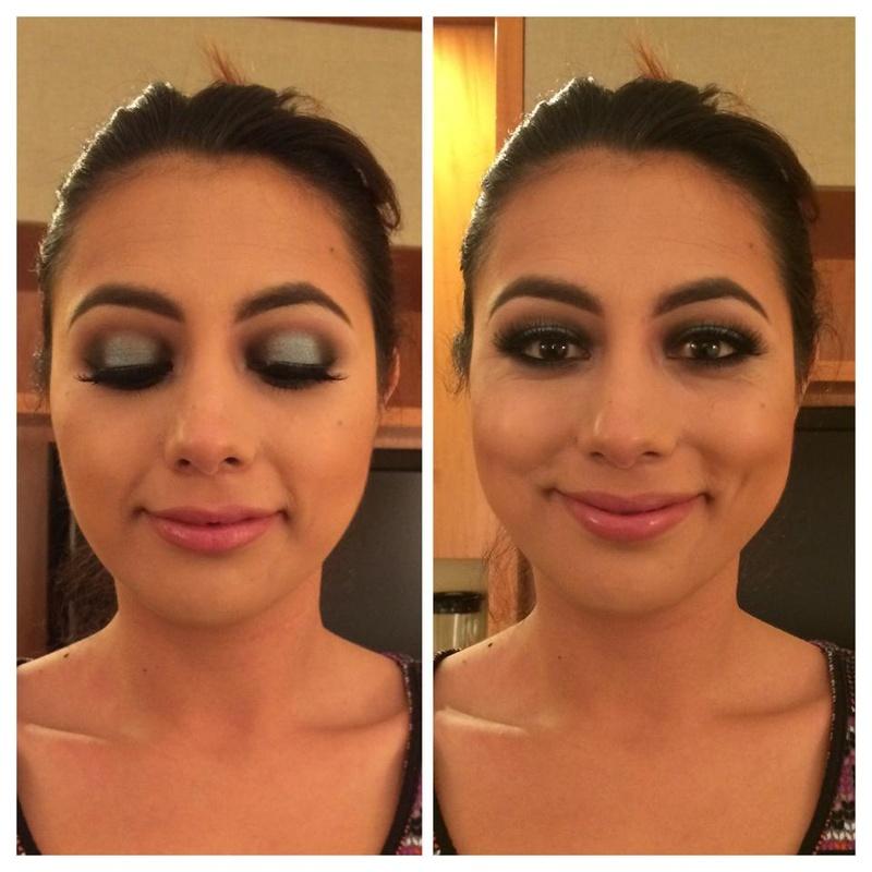 Female model photo shoot of ashleycheriemakeup in Las Vegas, NV