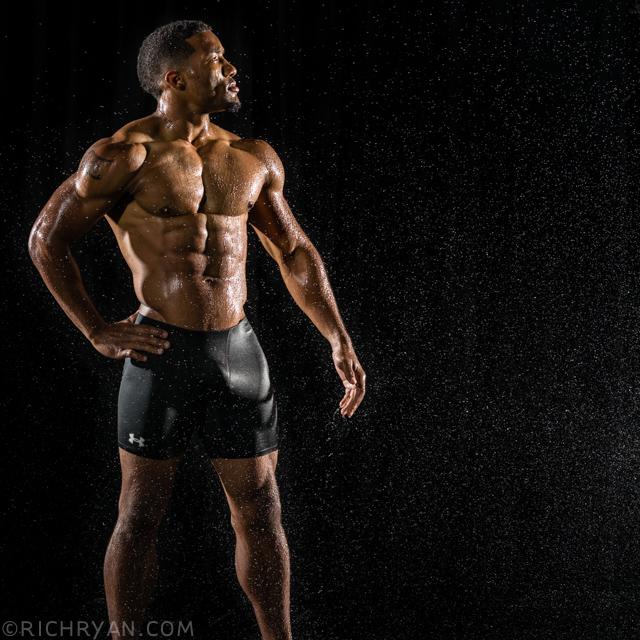 Male model photo shoot of Rich Ryan