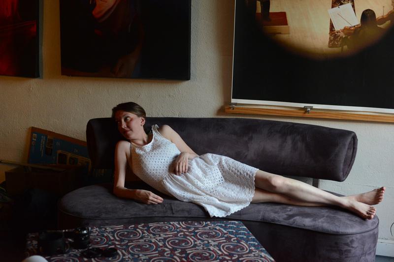 Male model photo shoot of Pete Checchia Photography in Studio