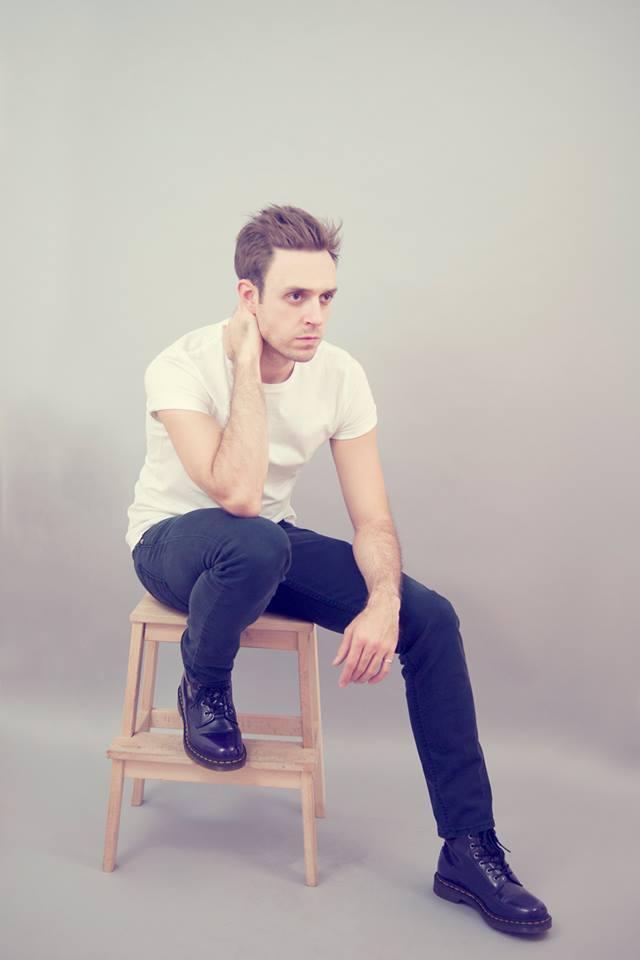 Male model photo shoot of Martin Bennett
