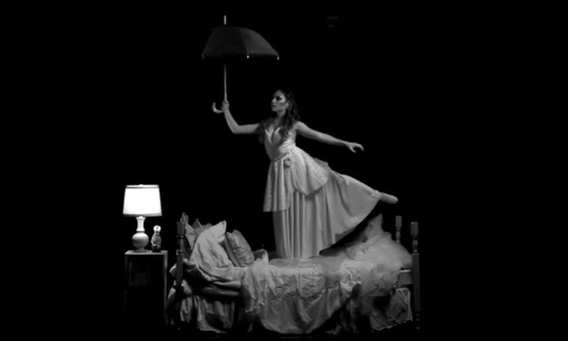 Female model photo shoot of Caroline Faist HMUA