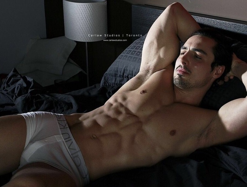 Picture About Male Model Kurtis Monroe from  Toronto, Ontario, Canada