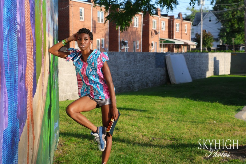 Male model photo shoot of SkyHighPhotos in Baltimore, MD (East Cold Spring Lane)