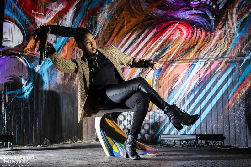 Male model photo shoot of SkvLTD