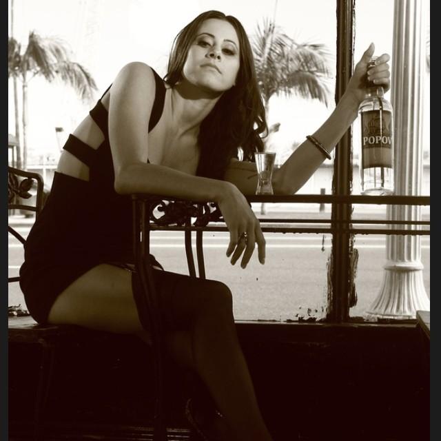 Jennifer D Thompson, Model, West Hollywood, California, US
