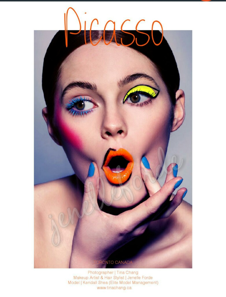 Female model photo shoot of Jenelle Forde in Toronto