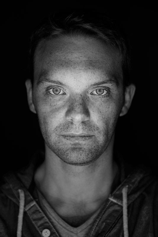 Male model photo shoot of Thomas Ortolan Fotograf