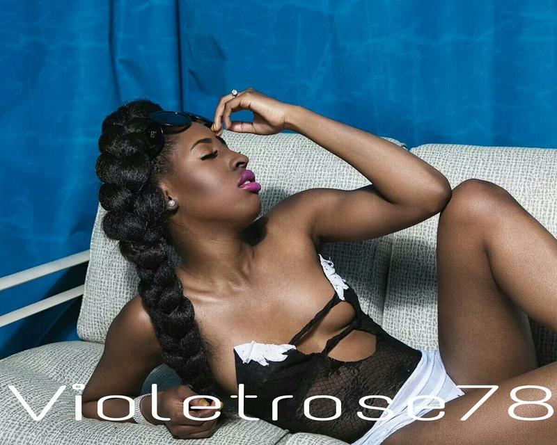 Female model photo shoot of Violetrose78 in ATLANTA,GA
